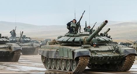 (NÓNG TUẦN QUA) Bùng căng thẳng biên giới Nga-Ukraine; hơn 600 người biểu tình Myanmar thiệt mạng