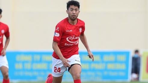 Video Lee Nguyễn ghi bàn nhưng TP.HCM vẫn đánh rơi 2 điểm