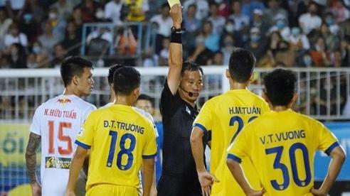 Ông Dương Văn Hiền: 'HAGL được penalty là đúng!'