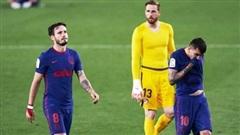 Hòa nhọc nhằn Betis, Atletico đòi lại ngôi đầu La Liga