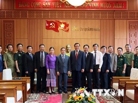 Thúc đẩy giao thương giữa miền Trung Việt Nam và Nam Lào