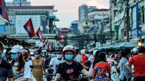 WHO cảnh báo Campuchia về thảm kịch COVID-19