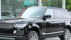 Range Rover SVAutobiography 2021 có giá hơn 13 tỷ tại Việt Nam