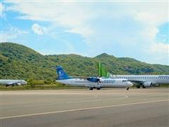 Nghiên cứu lắp đặt đèn đêm để tăng năng lực khai thác bay tới Côn Đảo