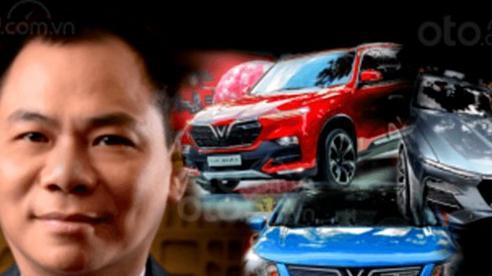 Nếu Vinfast IPO thành công, ông Phạm Nhật Vượng sẽ là người giàu nhất Đông Nam Á