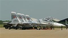 Phi đội Su-30MK2 của Venezuela trước nguy cơ tê liệt