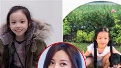 Con gái Triệu Vy sinh nhật tuổi 11, ngoại hình càng lớn càng xinh đẹp giống mẹ gây chú ý
