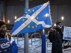 Vấn đề tách khỏi Anh 'nóng' lên trước thềm bầu cử nghị viện Scotland