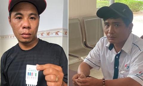 Bình Thuận: Liên tục phát hiện tài xế sử dụng ma túy khi lái xe