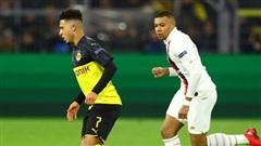 Mbappe tốc biến sang Real, PSG bốc Sancho về thay