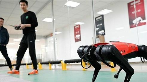 Trung Quốc trình làng robot rẻ hơn sản phẩm Boston Dynamics 30 lần