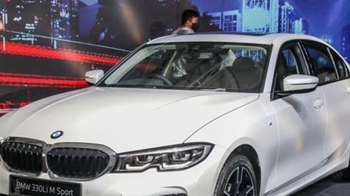 BMW 3-Series Gran Sedan ra mắt tại Malaysia, giá 72.500 USD