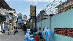 Campuchia thêm 181 ca mắc Covid-19, hai người tử vong