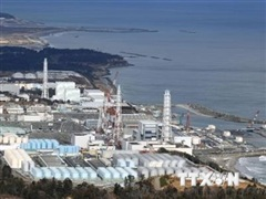 Nhật Bản cho phép xả nước thải của nhà máy Fukushima ra biển