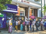 Bấp bênh nền kinh tế Myanmar