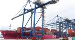 Chính thức cho phép Tân Cảng - Hải Phòng tiếp nhận siêu tàu container 132.900 DWT