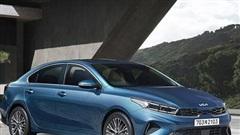Kia Cerato 2021 chính thức lộ diện