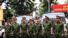 Ra quân bảo đảm trật tự, an toàn giao thông, trật tự xã hội