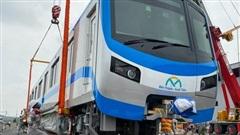 Tháng 5, thêm đoàn tàu metro về TP HCM