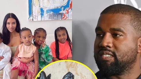 Bán 1 đôi giày đã được triệu đô nhưng Kanye West nhất định không đưa Kim phí cấp dưỡng sau ly hôn