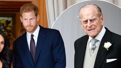 Đoàn tụ gia đình không bao lâu, Harry sẽ trở về Mỹ với Meghan ngay sau lễ tang ông nội