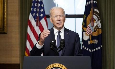 Biden: 'Đã đến lúc chấm dứt cuộc chiến này'