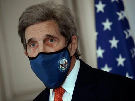 Đặc phái viên Mỹ đến Trung Quốc thảo luận các vấn đề về khí hậu