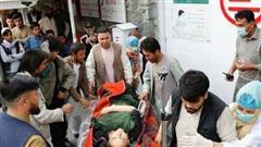Hơn 200 người thương vong vì vụ tấn công 'nhằm vào tương lai Afghanistan'