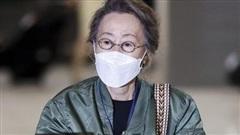 Youn Yuh Jung đã về Hàn Quốc sau chiến thắng tại Oscar, không tổ chức họp báo