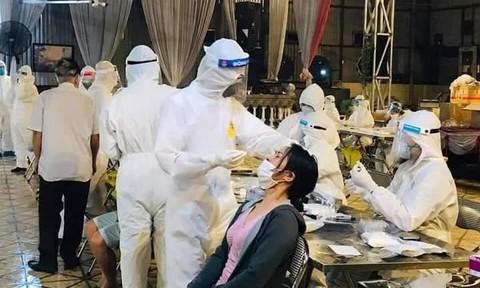 Một huyện ở Bắc Ninh 'kỷ lục' về số ca mắc Covid-19 với 77 người bệnh