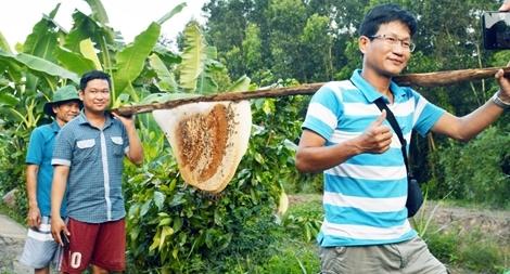 Du lịch nông nghiệp giúp nông dân cải thiện thu nhập