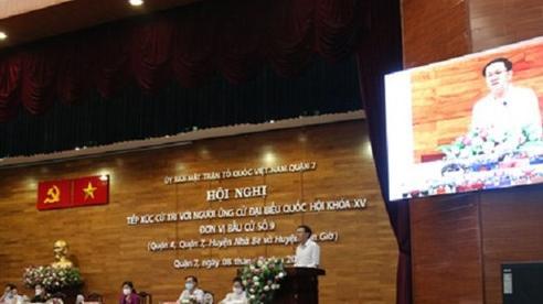 TP.HCM: Lần đầu tiên tổ chức tiếp xúc cử tri trực tuyến