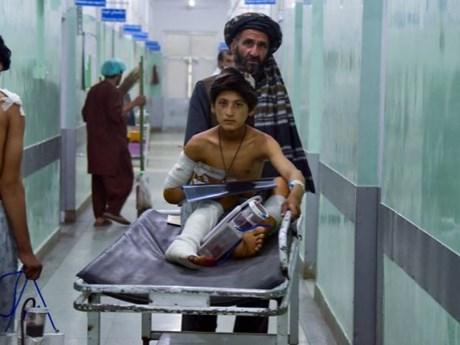 Afghanistan: Xe buýt bị đánh bom khiến ít nhất 11 người thiệt mạng