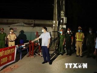 Tạm đình chỉ công tác Chủ tịch thị trấn Yên Lạc do thiếu trách nhiệm