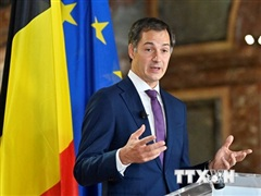 Chính phủ Bỉ xem xét tổ chức các lễ hội lớn vào mùa Hè