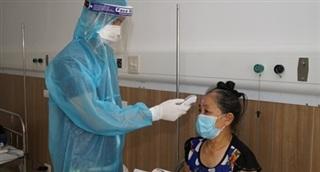 Thêm 16 ca mắc COVID-19, nâng tổng số ca nhiễm trong ngày lên 125