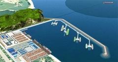 Phú Yên: Đề xuất 3.500 tỷ đồng đầu tư đê chắn sóng cảng Bãi Gốc