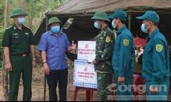 Lịch trình dày đặc 2 ca dương tính COVID-19 ở Quảng Trị từ Đà Nẵng về