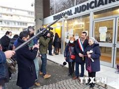 Văn phòng Luật sư Bourdon tuyên bố luôn đồng hành với bà Tố Nga