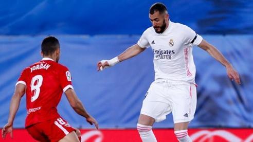 Hòa Sevilla, Real lỡ cơ hội lên ngôi đầu La Liga