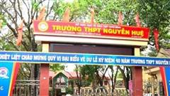Từ 10-5, Ninh Bình cho học sinh nghỉ học phòng dịch