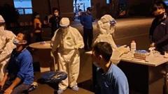 Số ca dương tính SARS-CoV-2 ở Bắc Giang tăng lên 40, chủ yếu là công nhân
