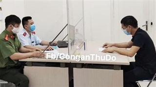 Tung tin sai sự thật về phong toả Hà Nội, một Youtuber bị xử phạt hơn 12 triệu