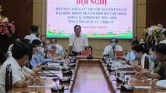 Cam kết mạnh mẽ của ông Nguyễn Hồ Hải trước cử tri quận 11, TP HCM
