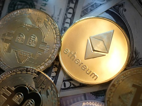 Tiền điện tử ethereum xác lập mức 'đỉnh' ba ngày liên tiếp