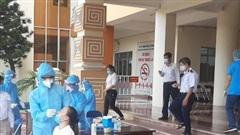 Những trường hợp tại TP.HCM tiếp xúc với BN3298 dương tính tại Đà Nẵng