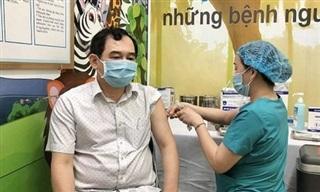 Quảng Ngãi: Xử lý kịp thời 8 người sốc phản vệ khi tiêm vắc xin Covid-19