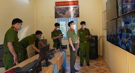 Kiểm tra, giám sát công tác phòng, chống dịch bệnh tại huyện Cao Phong