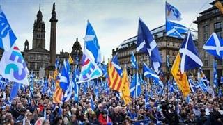Anh gặp khó với sự độc lập của Scotland