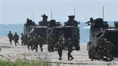 Nhật-Mỹ-Pháp tập trận quy mô lớn